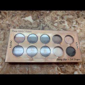 New NYX eye shadow palette